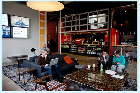 office chairs the rise of co working workplace research resources