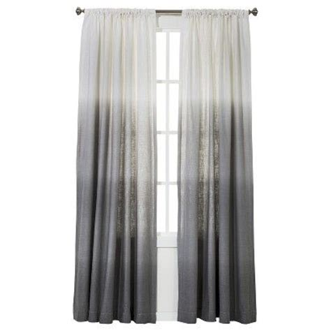 target threshold grommet curtains target threshold ombre curtains 24 99 available in blue