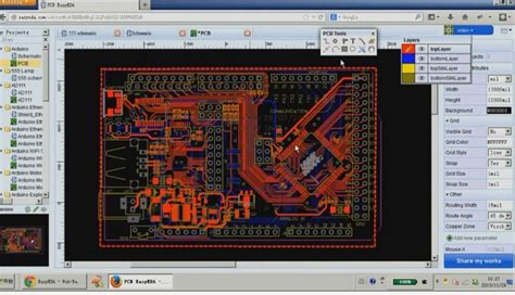 circuit simulator  mac easyeda