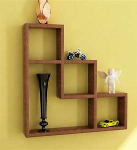 L shaped wall shelf by home sparkle shelves