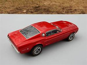 AMT '67 Mustang Mach 1 concept - Model Cars - Model Cars Magazine Forum