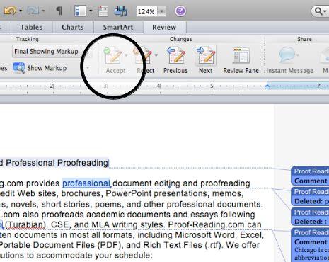 microsoft track  word  mac
