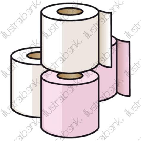 papier toilette illustration autre libre de droit sur illustrabank