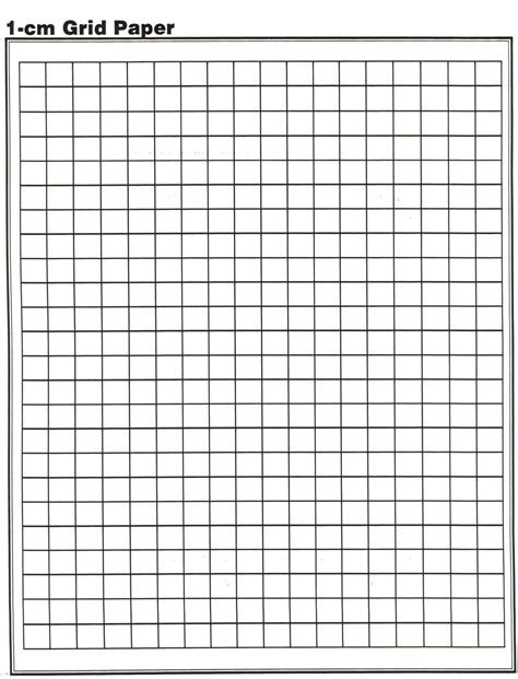 printable graph paper  template  large catchy