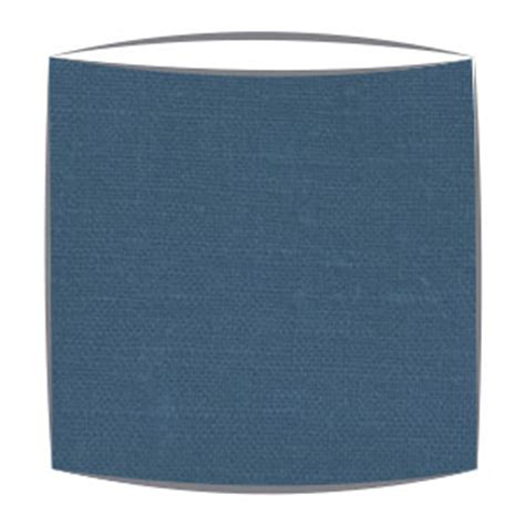 argos blue l shade linen lshades navy drum lshades made in linen fabric