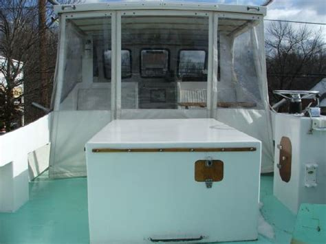 kinnamon custom pilothouse boats yachts  sale
