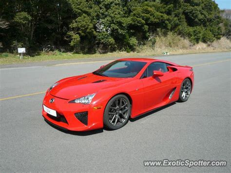 atlanta sports cars lexus lfa spotted in atlanta on 06 11 2012