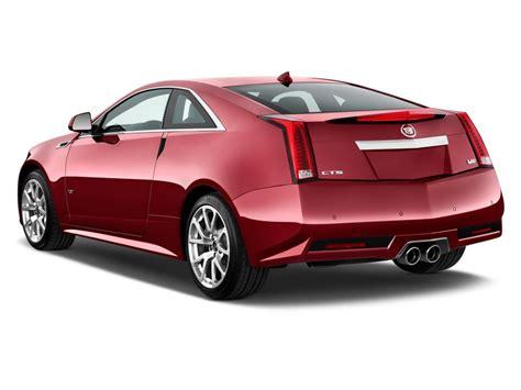 Image 2018 Cadillac Cts V 2 Door Coupe Angular Rear