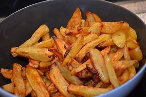 Frites à La Friteuse : frites maison au four sevencuisine ~ Medecine-chirurgie-esthetiques.com Avis de Voitures
