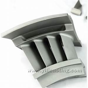 China Gas Turbine Blade Steam Turbine Blade