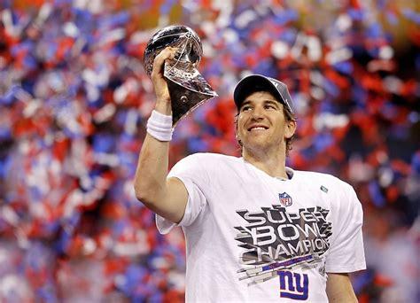 N Yo Face New York Giants Win Super Bowl