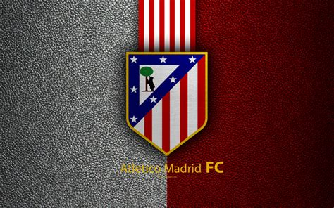 Download wallpapers Atletico Madrid, 4k, Spanish football ...