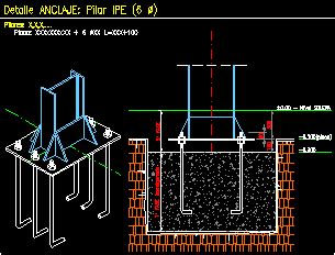 steel structure dwg block  autocad designs cad