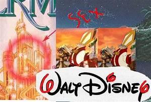 Walt Disney's Illluminati Signature | Conspirazzi