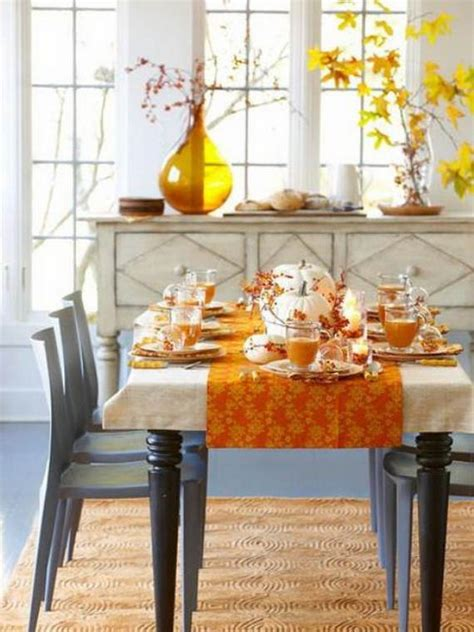 Decorating Ideas For Kitchen Tables by 35 Beautiful And Cozy Fall Kitchen Decor Ideas Family