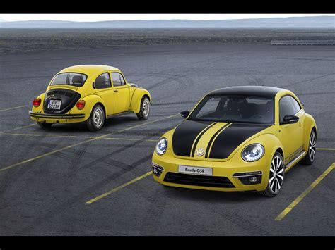 2018 Volkswagen Beetle Gsr Yellow Black Racer 3