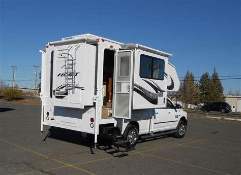 Host Industries Introduces 3-slide Camper For Short Bed