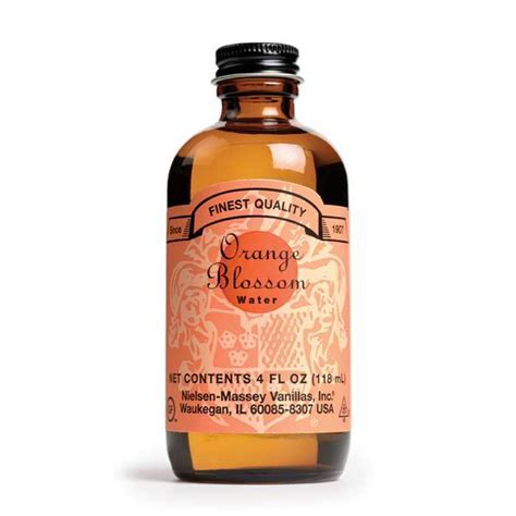Orange Blossom Water   4 oz.