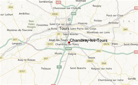 chambray lès tours weather forecast