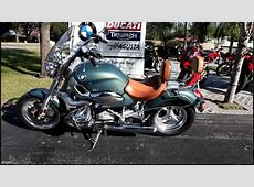 2002 BMW R1200C in Green at Euro Cycles of Tampa Bay YouTube