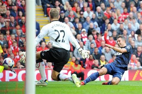 Soccer – Barclays Premier League – Liverpool v Manchester ...