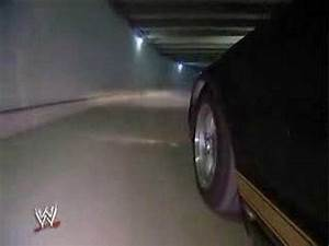 John Cena with his car in WrestleMania 23 - YouTube