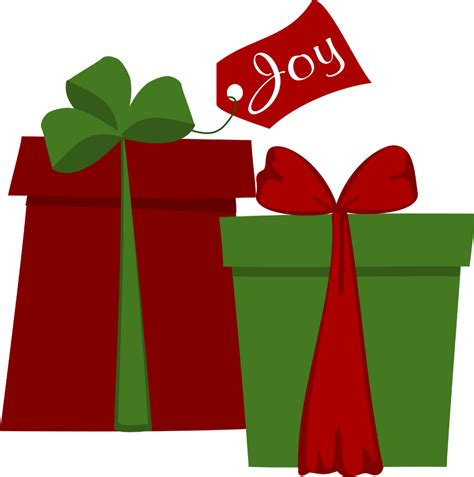 christmas presents clip art christmas gifts
