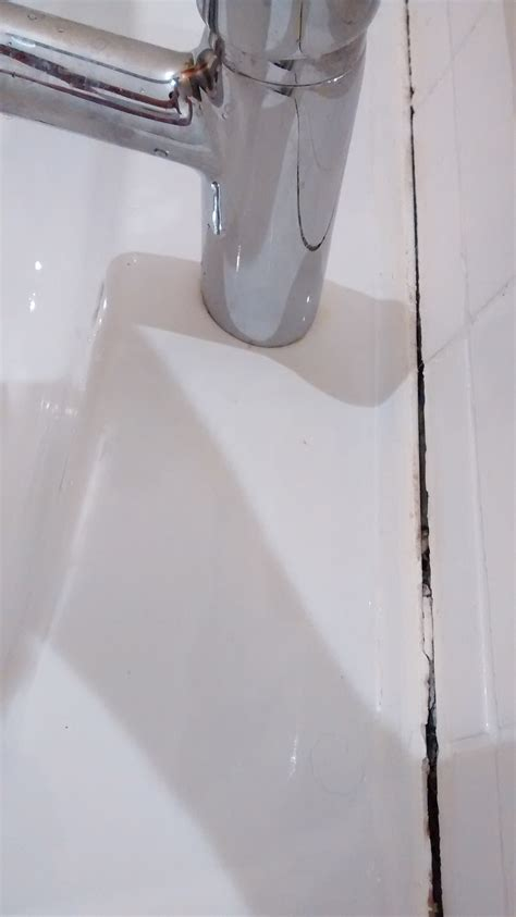 how to caulk a bathroom sink how to caulk a shower drain