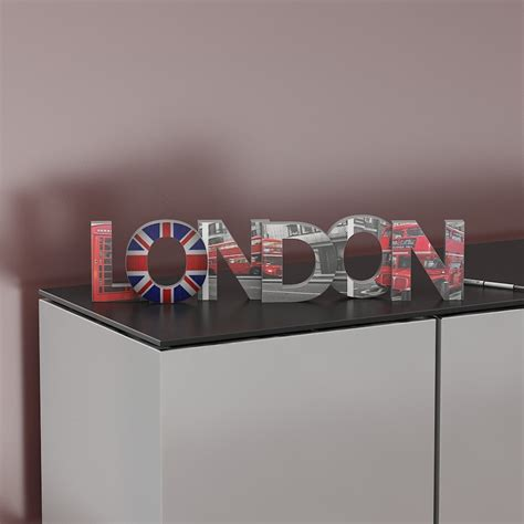 decor letters london  furniture  models
