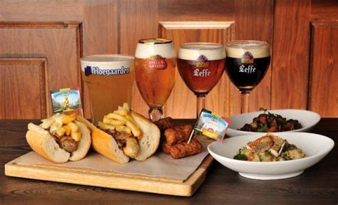 belgian cuisine brussels belgium food