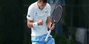 Victory Over South Carolina Moves UNC Men's Tennis Into ...
