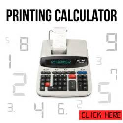 Office Supplies Missoula by Tap Tap Tap This Accounting Calculator Is Speedy Fast