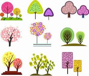 Simple Tree Trunk Vector | www.pixshark.com - Images ...