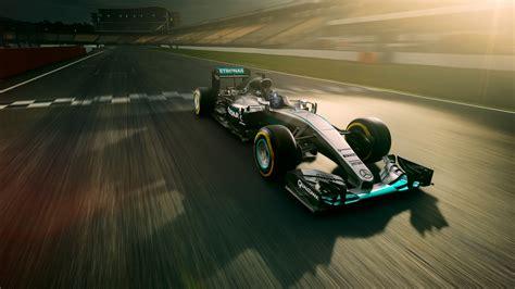 32731 views | 19929 downloads. Mercedes F1 in Race track 4K Wallpaper | HD Car Wallpapers | ID #11537