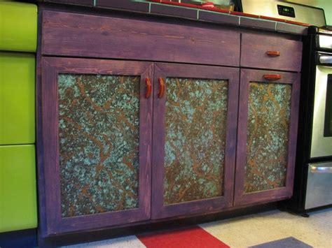 kitchen cabinet door panel inserts custom made metal cabinet door panels by dale jenssen 7790