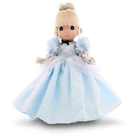 wdw store disney precious moments doll cinderella