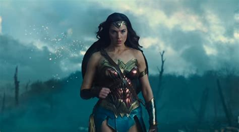 Official Wonder Woman Trailer Has Been Released Muscle