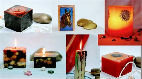 advance candle making tutorials youtube