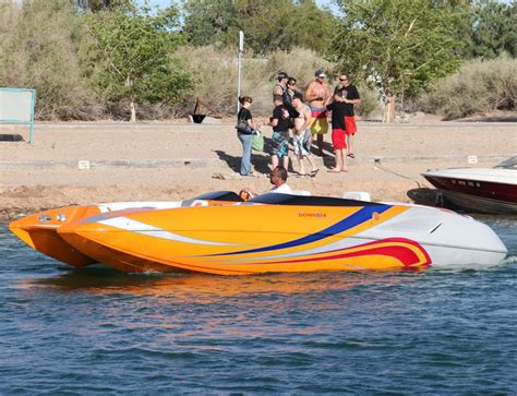 22 Deck Boat by Domn8er Powerboats