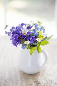 Wildflower Bouquet Photograph by Elena Elisseeva