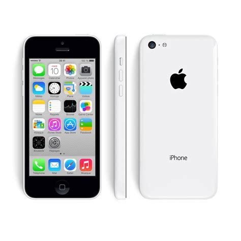 Buy A Used Iphone 5c 8gb White