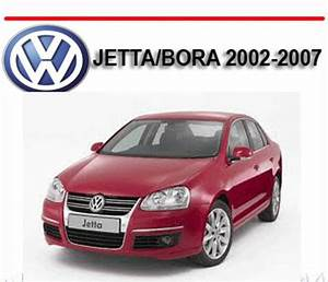 Vw Volkswagen Jetta Vw Bora 2002