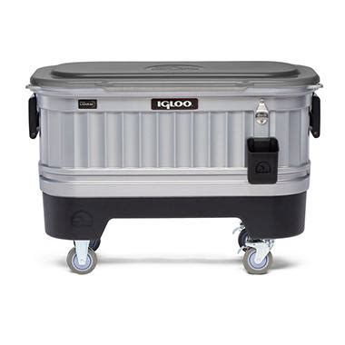 igloo party bar cooler powered  liddup sams club