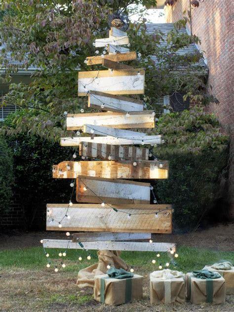 tree yard decorations crafty outdoor decorating ideas interior design 5415