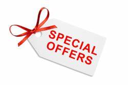 Special offers by banks on financial products