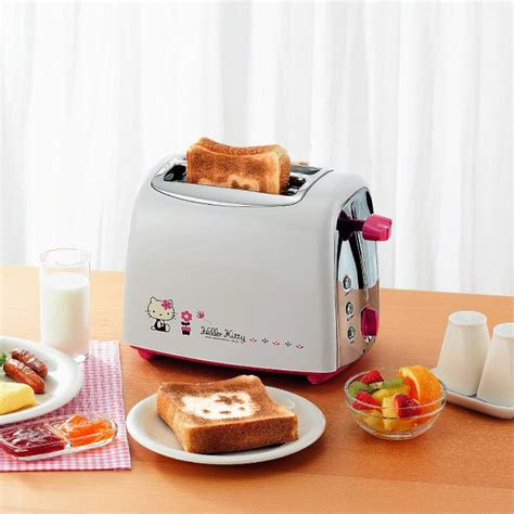 Hello Toaster by Hello Pop Up Toaster 187 Petagadget
