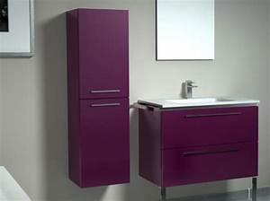 Meuble Rangement Salle De Bain : colonne de rangement salle de bain leroy merlin ~ Edinachiropracticcenter.com Idées de Décoration