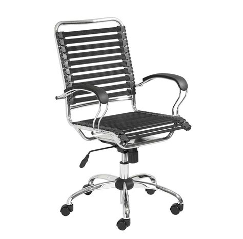 modern office chair bungie flat j arm office chairs