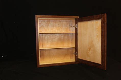handmade custom medicine cabinet    hoppe