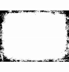 5 Grunge Frame Vector Images - Free Vector Borders and ...
